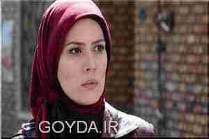 سارا بهرامی در سریال پروانه