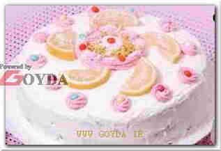 طرز تهیه کیک تولد ساده