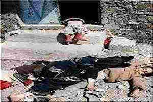 جنایات آمریکا علیه ایران بمباران شیمیایی سردشت