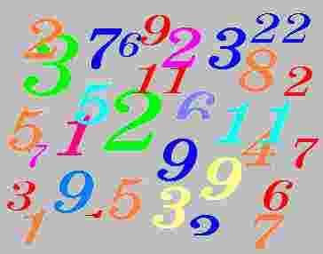 اعداد و شما